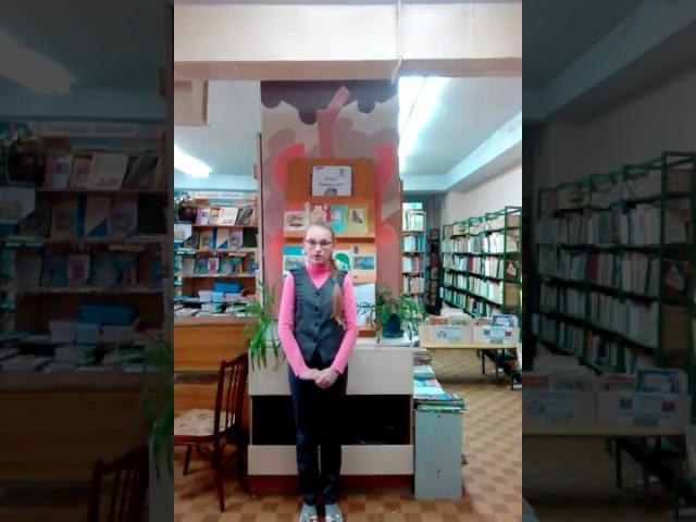 Изображение предпросмотра прочтения – АнгелинаСимонова читает произведение «Волк на псарне» И.А.Крылова