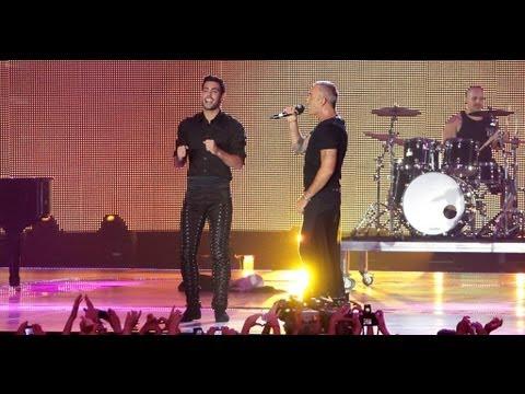 Kostas Martakis & Stelios Rokkos - Ta Kalokairina Ta S' Agapo (Mad Video Music Awards 2013)