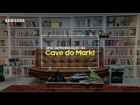 Uma Samsung QLED Na Cave Do Markl #1