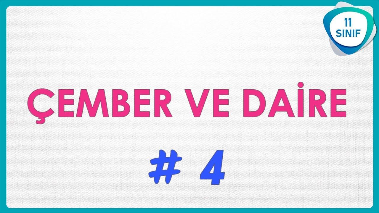 Çember ve Daire 4 | Çemberde Açı | 11. Sınıf #11sınıf #soruavcısı