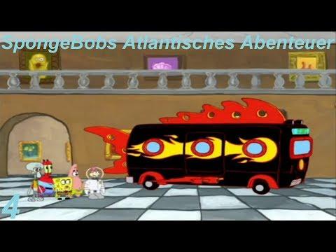SpongeBobs Atlantisches Abenteuer - Magisches Musical! [GER/DE] PS2 HD #4