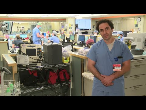 BIDMC Emergency Department Residency Virtual Tour