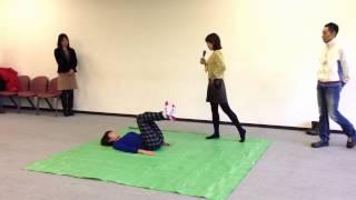 Qちゃん(高橋尚子さん)の鬼筋トレ