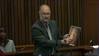 Repeat youtube video Oscar Pistorius Trial: Wednesday 16 April 2014, Session 1