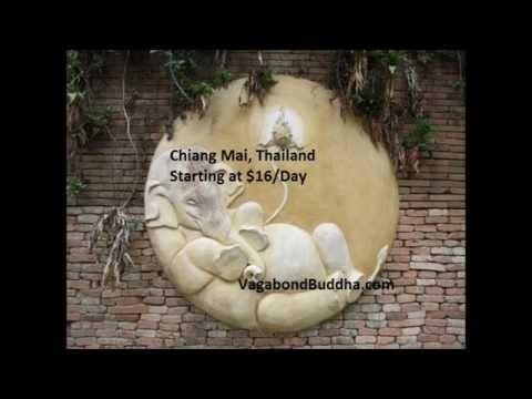 Chiang Mai Travel Cheap Paradise Home Base at $16 Day