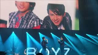 20181016 BOY'Z The Unboxing Live 男生圍+成長片段