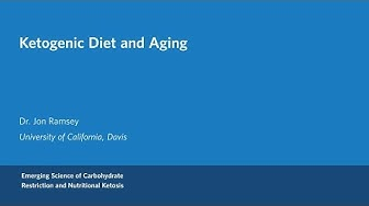Dr. John Ramsey - Ketogenic Diets and Aging