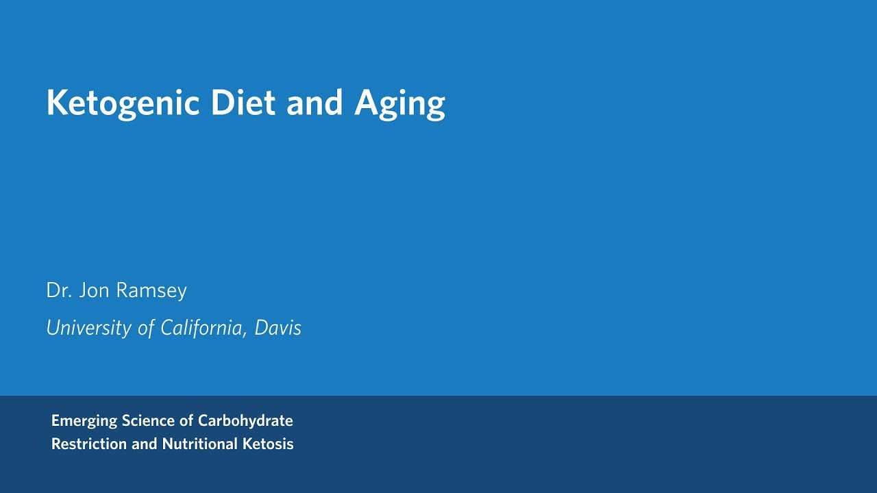 Download Dr. John Ramsey - Ketogenic Diets and Aging