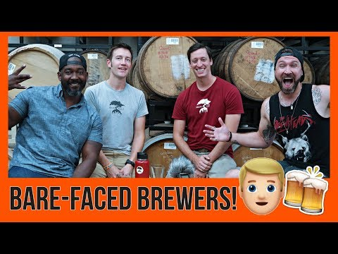 Bare-Faced Brewers with Jonathan & Tim (Smog City) & Teo | Beer & Other Shhh Podcast #65