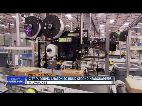 Business Journal: Milwaukee will pursue $5 billion Amazon.com headquarters