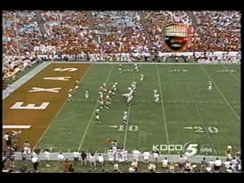 Red River Bloodbath *(2nd Half Highlights) Oklahoma vs. Texas 2003