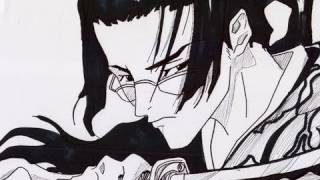 HOW TO DRAW JIN FROM SAMURAI CHAMPLOO 仁 / サムライチ の 仁