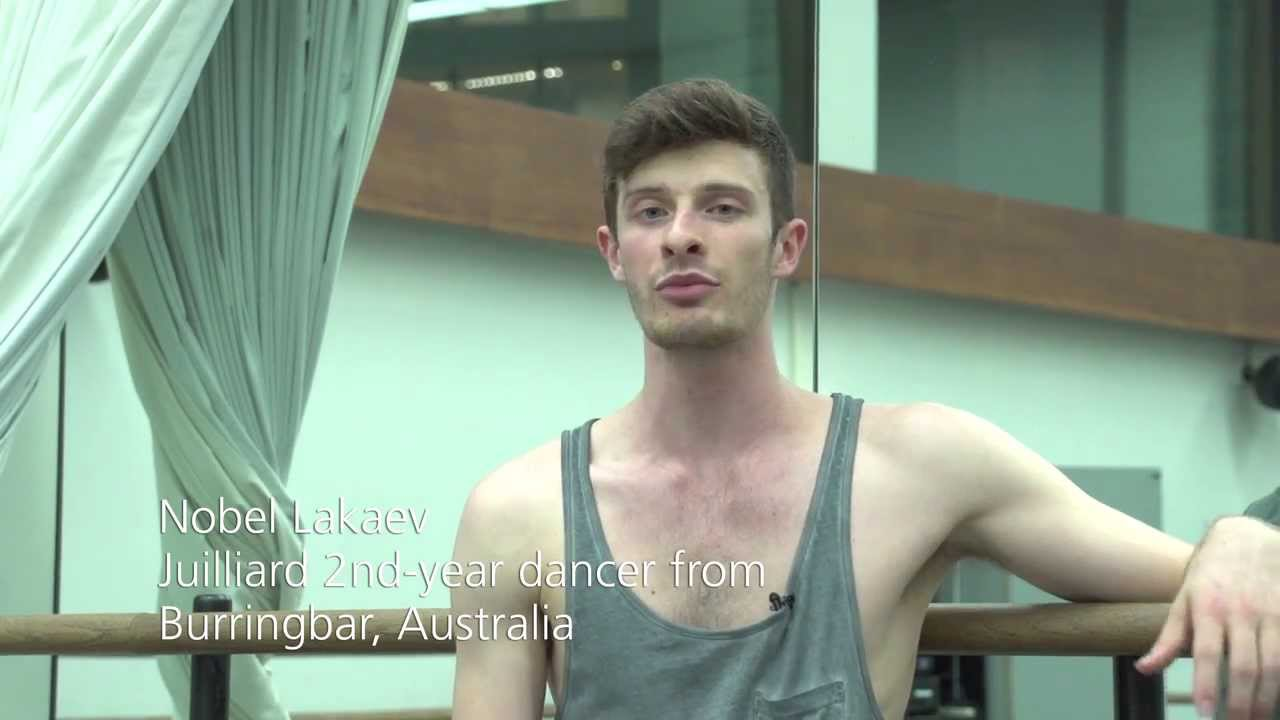 Juilliard New Dances PLUS: 2013, part 3