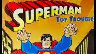 Superman - Toy Trouble - Audio Cassette