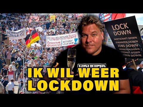 IK WIL WEER LOCKDOWN - DE JENSEN SHOW #211