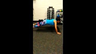 how to improve push up strength in women acsm exercise physiologist ivan blazquez