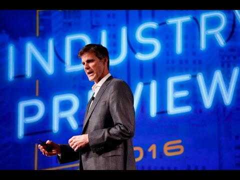 """Industry Preview 2016 - """"Converging The Ecosystem"""" - Brian Andersen, LUMA Partners"""