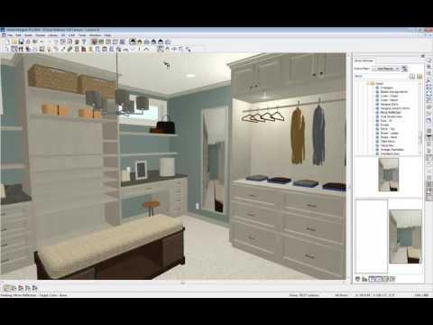 Home Designer Software- Custom Closet Webinar
