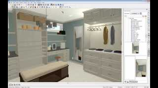 Home Designer Software- Custom Closet Webinar