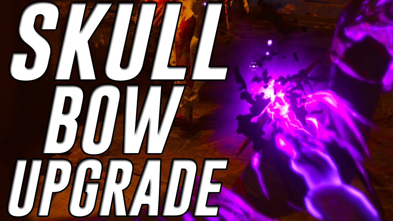 All Bo3 Void Bow Symbols - Bo3 Der Eisendrache how to get