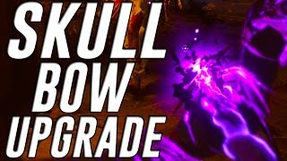 Der Eisendrache HOW TO UPGRADE THE SKULL BOW - Bow Upgrade Tutorial (Black Ops 3 Zombies)