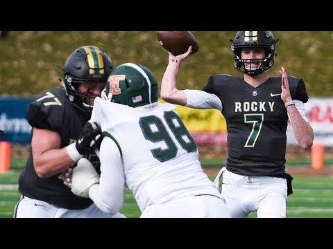 Jacob Bakken | Rocky Mountain College All-American Quarterback | 2019 NFL Draft Prospect