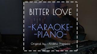Bitterlove Ardhito Pramono Karaoke in C (Raw content)