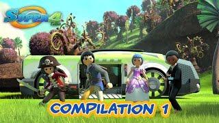 SUPER 4 - Compilation 1