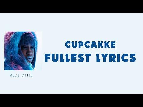 CupcakKe -  Fullest [Lyric Video]