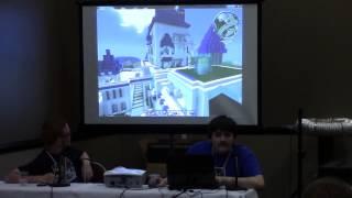 Minecraft with PonyMC