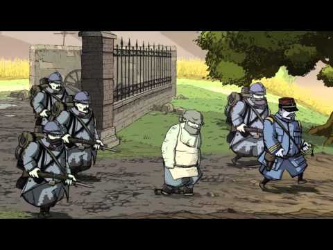 Valiant Hearts: The Great War WHY DID U DIE  