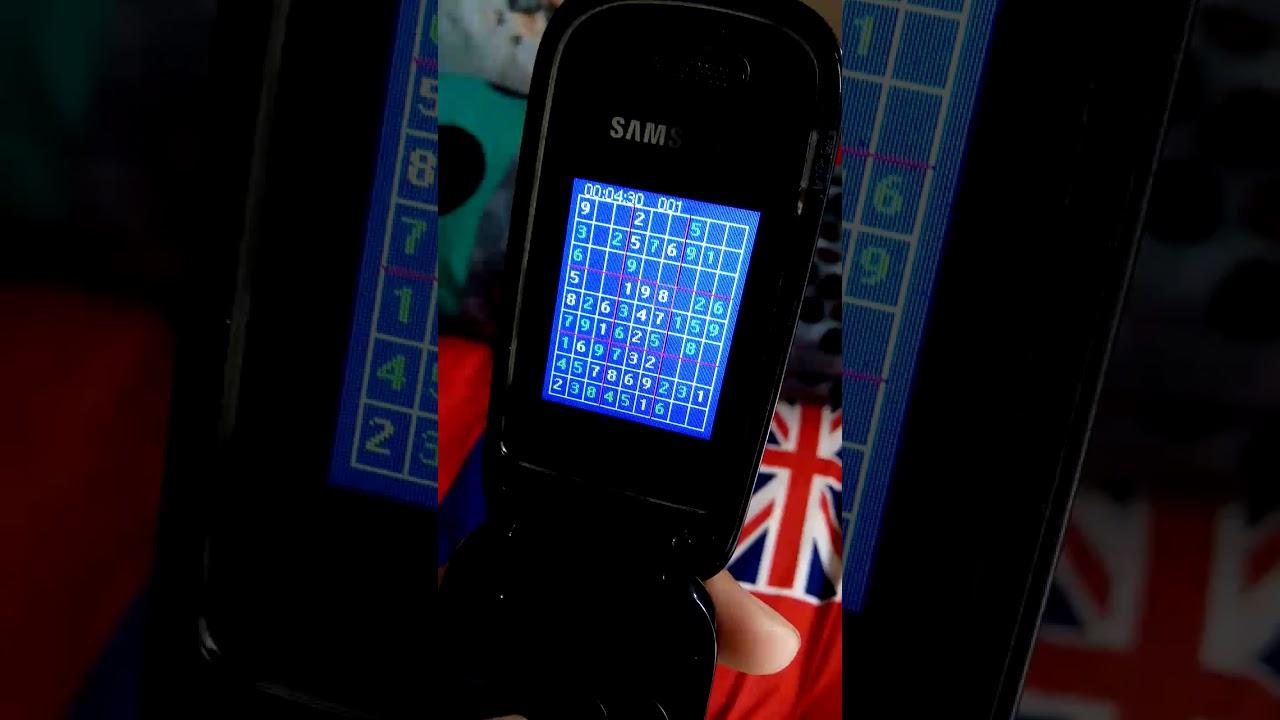 Sudoku Samsung level 1