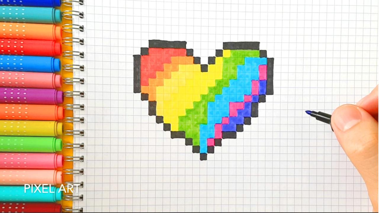 Pixel Malen