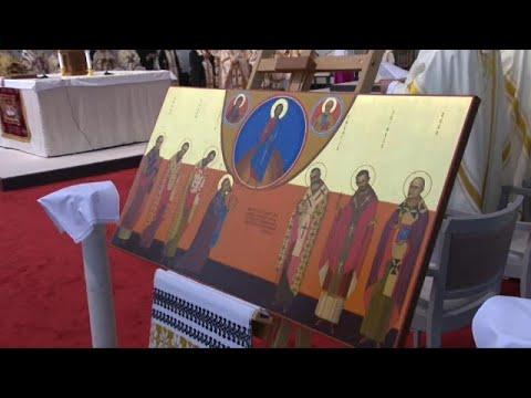 البابا يعلن تطويب سبعة أساقفة من الروم الكاثوليك في رومانيا…