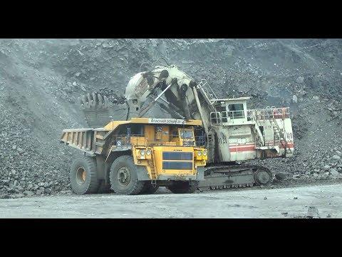 ЕВРАЗ: 2 млн. тонн с начала 2017-го на разрезе Распадский ...