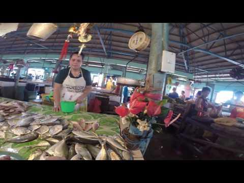 Ormoc fish market