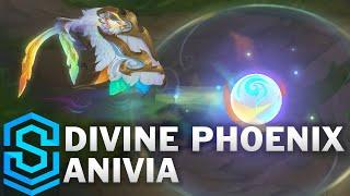 Divine Phoenix Anivia Skin Spotlight - Pre-Release - League of Legends