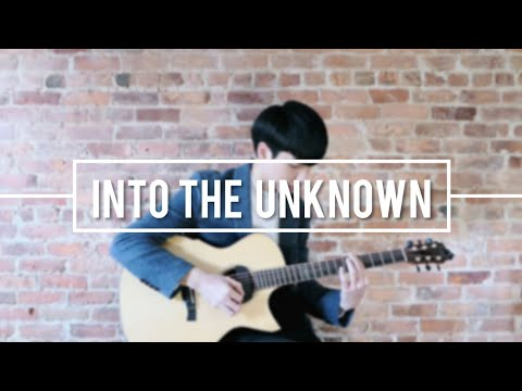 """Into The Unknown (From """"Frozen 2"""") - Jiho Kim [Fingerstyle Guitar]"""