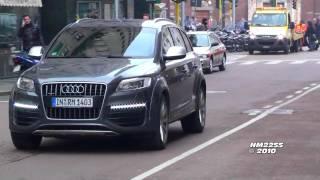 Audi Q7 V12 vs. BMW X5M