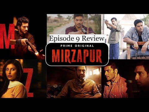 Mirzapur Series Episode 9 Review | Amazon Prime Video | Pankaj Tripathi, Ali Fazal, Vikrant Massey,