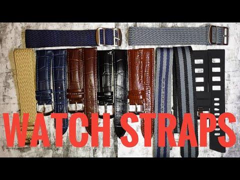 Watch Straps From AliExpress