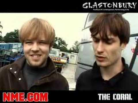 NME Video: The Coral @ Glastonbury Festival 2007