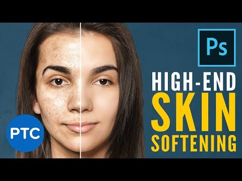 Easily Smooth and Soften Skin In Photoshop | High-End Retouching Techniques [FREE Action Included] thumbnail