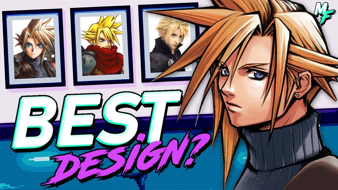 Does Ff7 Remake Have The Best Cloud Design Yexle Blog