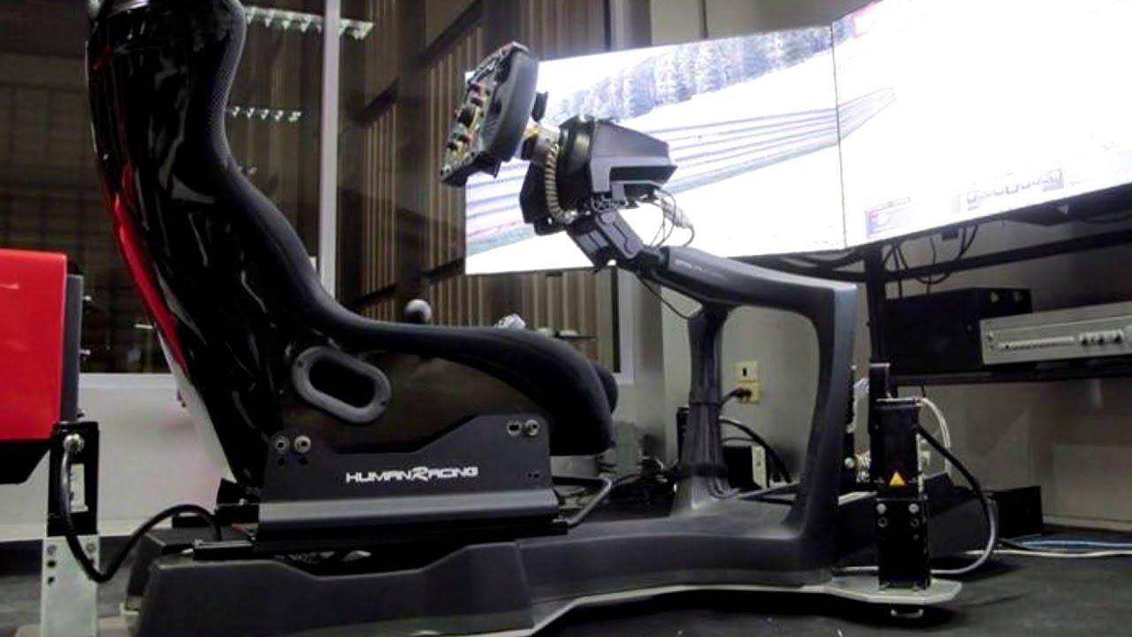 Human Racing Player Frame Set Challenge  YouTube