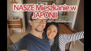 Nasze DUŻE mieszkanie w Japonii - Vlog Japonia #18