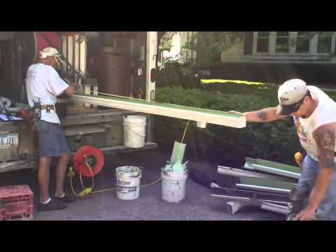 Gutter Installation Full Length Video by Tomlinson-Cannon