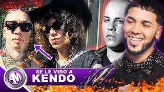 Se Descubre que ANUEL es un Traicionero con KENDO KAPONI // Jon Z & Tyga Colaboraron ?