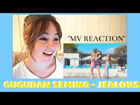 ::REACTION:: GUGUDAN SEMINA(구구단 세미나) - JEALOUS (샘이나')MV