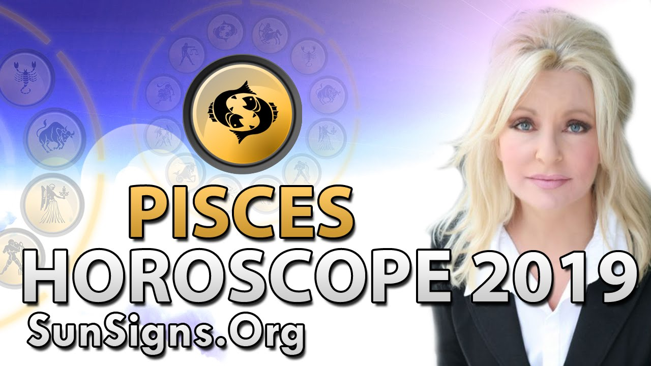Pisces Horoscope 2019 Predictions | SunSigns Org